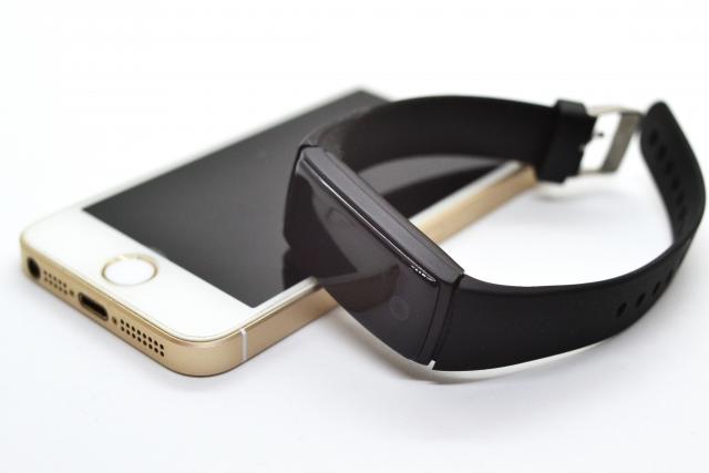 スマートウォッチ・iPhoneとペアリング